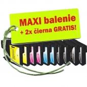 [Brother LC-1100 / 980 XL 8ks Maxi sada + 2 GRATIS]
