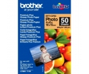 [Papier Brother BP71GP50, A6 Glossy 260 g/m2, 50 ks]