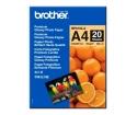 [Papier Brother BP61GLA, A4 Glossy 190 g/m2, 20 ks]