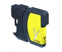 [Brother LC-1100/980 XL yellow kompatibil]