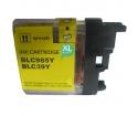 [Brother LC-985 XL yellow kompatibil]