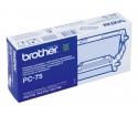 [Fólia pre fax Brother PC-75]