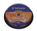 [Darček DVD Verbatim 10x cake]