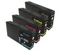 [Epson T702 XL CMYK set kompatibil]