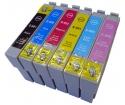 [Epson T080 CMYK set kompatibil]