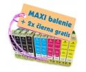 [Epson T181 18XL 8ks Maxi sada + 2 GRATIS]