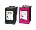 [HP 300XL BK + 300XL Color Combo set kompatibil]