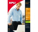 [Papier APLI 10418 Matt Presentations A4 170 g/m2, 20 ks]