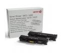[Toner Xerox 3052/3260, black dualpack 106R02782]
