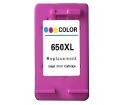 [HP 650XL color kompatibil CZ102AE]