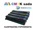 [HP CF400A-1-2-3A CMYK set kompatibil]