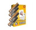 [Toner Brother TN-241BK kompatibil 4x + papier ]