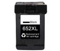 [HP 652XL black kompatibil F6V25AE]