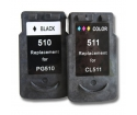 [Canon PG-510 + CL-511 Combo set kompatibil]