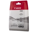 [Twin pack Canon PGI-520BK, black]