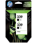 [Twin pack HP 339, C9504EE]