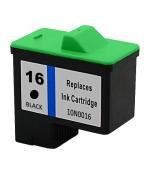 [Lexmark 16 black kompatibil 10N0016E ]