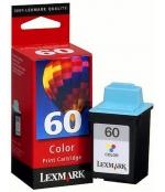 [Atramentová kazeta Lexmark 60, color 17G0060E]