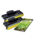 [Toner Brother TN-2120 kompatibil 2x + papier]
