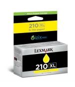 [Atramentová kazeta Lexmark 210XL, yellow 14L0177B]
