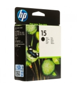 [Atramentová náplň HP 15, black C6615DE]