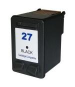 [HP 27 black kompatibil C8727AE]