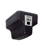 [HP 363 black kompatibil C8721EE]