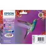 [Multipack Epson T0807]