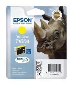 [Atramentová kazeta Epson T1004, yellow]