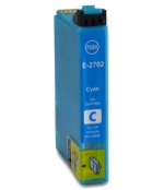 [Epson T2712, 27XL cyan kompatibil]