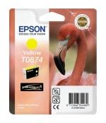 [Atramentová kazeta Epson T0874, yellow]