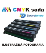 [HP CB540-1-2-3A CMYK set kompatibil]