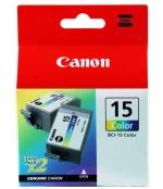 [Atramentová kazeta Canon BCI-15C, color (2ks)]