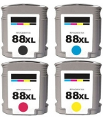 [HP 88XL CMYK set kompatibil]