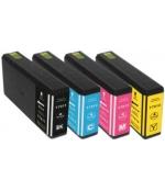 [Epson T701 XXL CMYK set kompatibil]