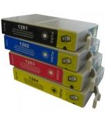 [Epson T128 CMYK set kompatibil]