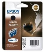 [Atramentová kazeta Epson T0321, black]