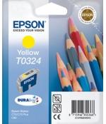 [Atramentová kazeta Epson T0324, yellow]