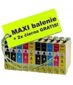 [Epson T163 16XL 8ks Maxi sada + 2 GRATIS]