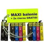 [Epson T128 8ks Maxi sada + 2 GRATIS]