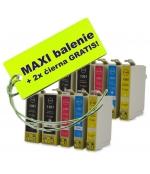 [Epson T130 XL 8ks Maxi sada + 2 GRATIS]