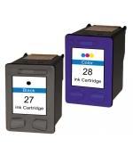 [HP 27+28 Combo set kompatibil]