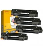 [Toner Canon CRG-726 kompatibil 4x + papier]