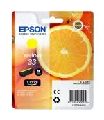 [Atramentová kazeta Epson T3344, 33 yellow]