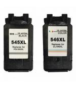 [Canon PG-545 XL + CL-546 XL Combo set kompatibil]