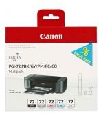 [Atramentová kazeta Canon PGI-72 Multipack photo]
