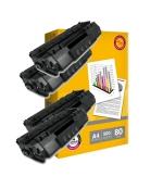 [Toner Canon CRG-708H kompatibil 4x + papier ]