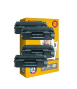[Toner Canon CRG-719 kompatibil 4x + papier ]