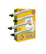 [Toner Epson C4200BK kompatibil 4x + papier ]
