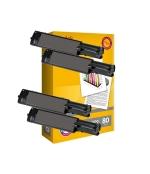 [Toner Epson CX21BK kompatibil 4x + papier ]